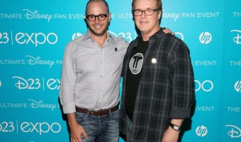TOMORROWLAND Happens When Brad Bird and Damon Lindelof Collaborate! #TomorrowlandEvent
