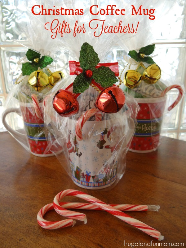 Cheap Coffee Mug Christmas Craft Ideas