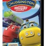 Review and Giveaway of Chuggington Let's Ride The Rails!