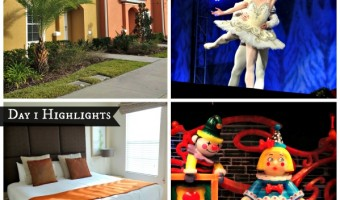 Things To Do Around The Holidays in Kissimmee Florida – Day 1! #SnowyHoliday