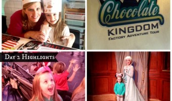 Things To Do Around The Holidays in Kissimmee Florida – Day 2! #SnowyHoliday