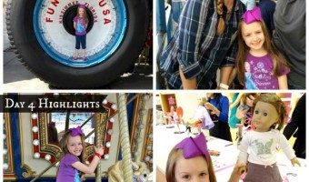 Things To Do Around The Holidays in Kissimmee Florida – Day 4! #SnowyHoliday