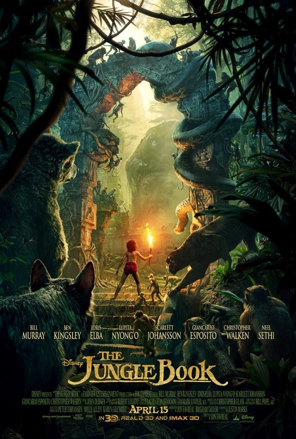 Disney The Jungle Book Poster