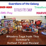 Hasbro Toys from This Summer's Hottest TV and Movies Make Great Holiday Gifts! #Hasbro