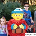 Family Trip to LEGOLAND Florida! Rides, Hands on Activities, and Building With Bricks!
