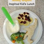 Disneynature Monkey Kingdom Inspired Kid's Lunch Plus FREE Activity Sheets!