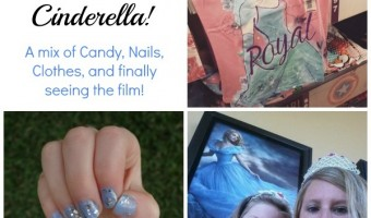 Our Journey To Disney's Cinderella, Plus Movie Review! #Cinderella