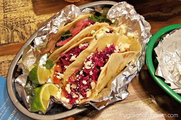 Poppo's Taqueria Taco