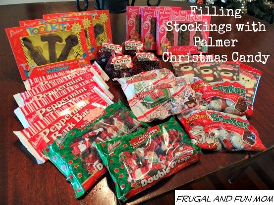 Filling Our Stockings and Decorating Treats With Palmer Christmas ...