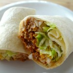 Sloppy Joe Burritos Recipe, An Easy Weeknight Dinner Solution! #ManwichMonday