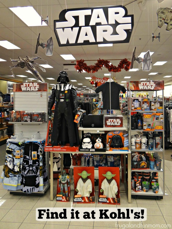 Kohl S Toys For Boys : Star wars toys at kohl s fun learning life