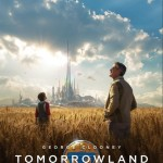 TOMORROWLAND Review, A Disney Film With George Clooney and Britt Robertson! #TomorrowlandEvent