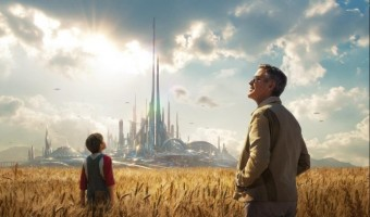 TOMORROWLAND Review, A Disney Film With George Clooney and Britt Robertson!
