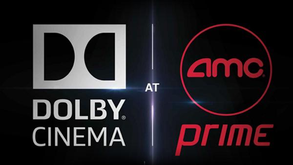 Dolby at AMC Prime