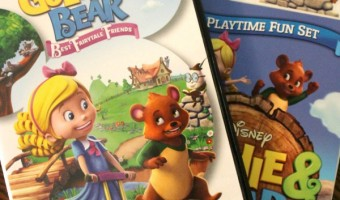 Disney's Goldie & Bear: Best Fairytale Friends DVD Review and Printable Coloring Sheets!