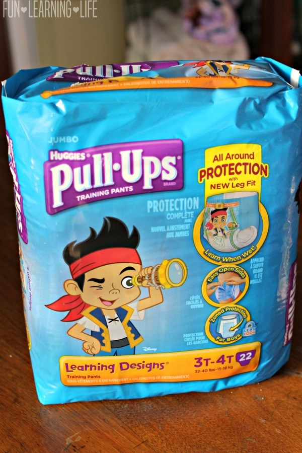 Pullups Training Pants for Toddlers