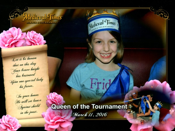 Queen-of-the-Tournament-at-Medieval-Times-Orlando