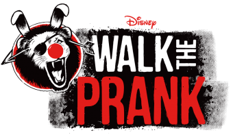 Visit to the Disney XD WALK THE PRANK Set at Paramount Pictures!