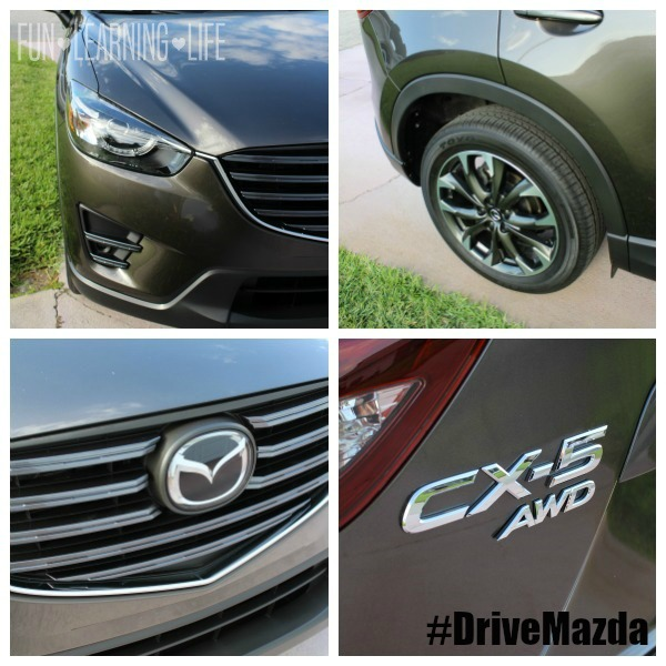 Exteriors view of 2016 Mazda CX-5 Grand Touring AWD