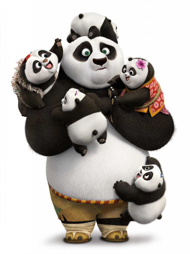Kung fu panda 3 awesome edition on blu ray and dvd june 28 - Singe kung fu panda ...