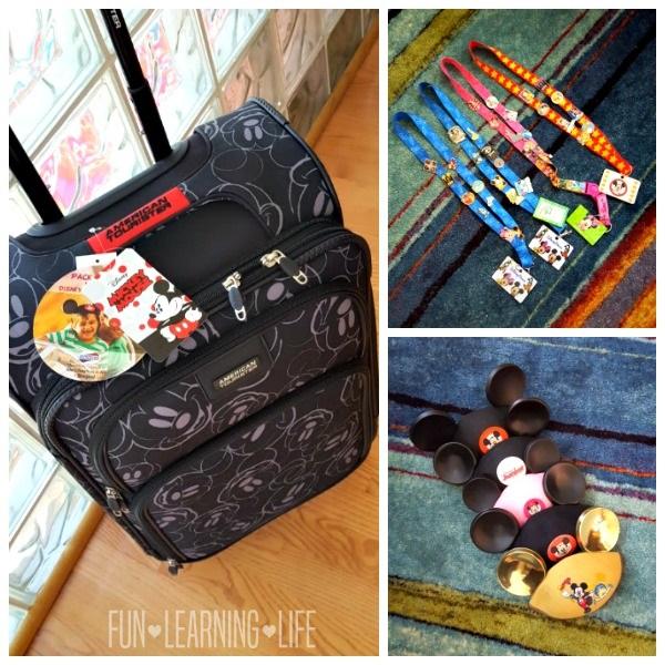 Packing for Walt Disney World Resort