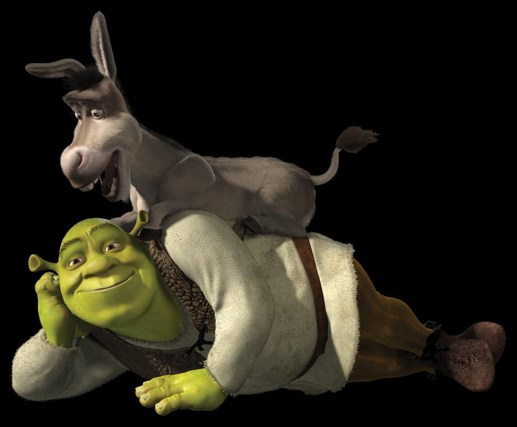 ShrekDonkey1