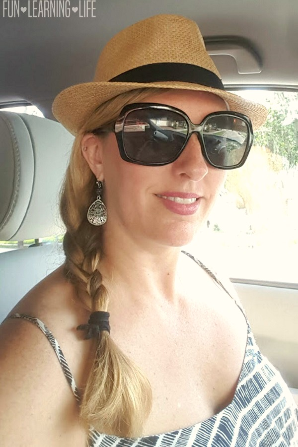 Beach and Pool Ready Hair with Garnier Whole Blends