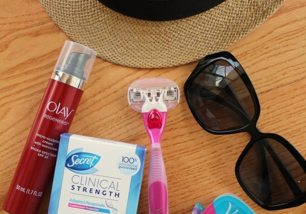 Packing Beauty Essentials for a Summer Road Trip With $50 Costco Gift Card Giveaway!