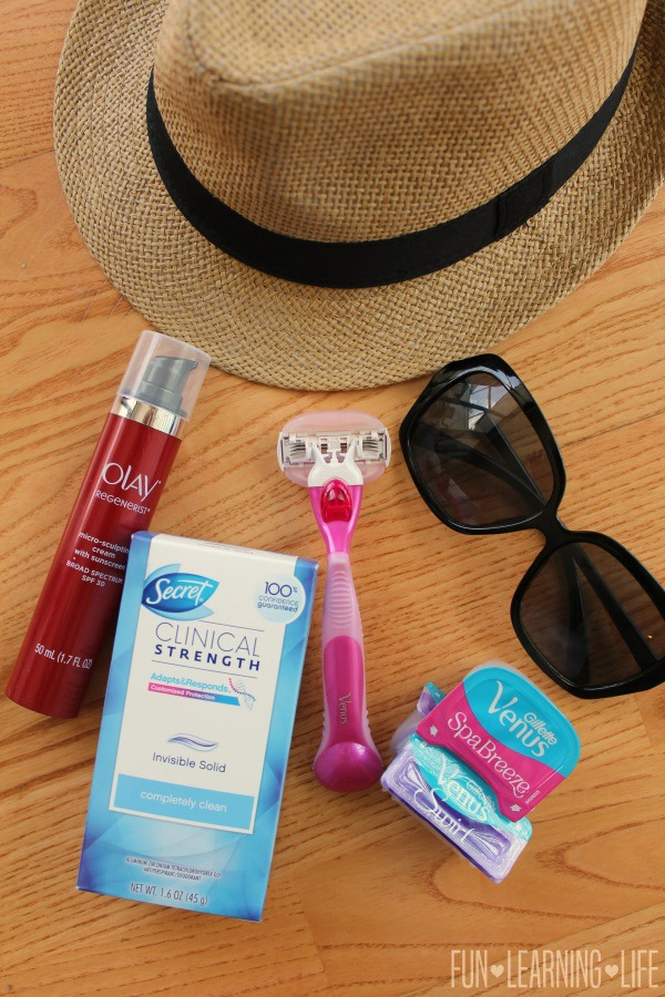 Beauty Essentials for Summer Vacation from Costco