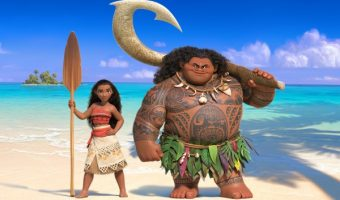 New Disney's MOANA Trailer and Poster Reveal!