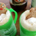 """Gingy"" Gingerbread Man Root Beer Floats and SHREK Swampathon Movie Night!"
