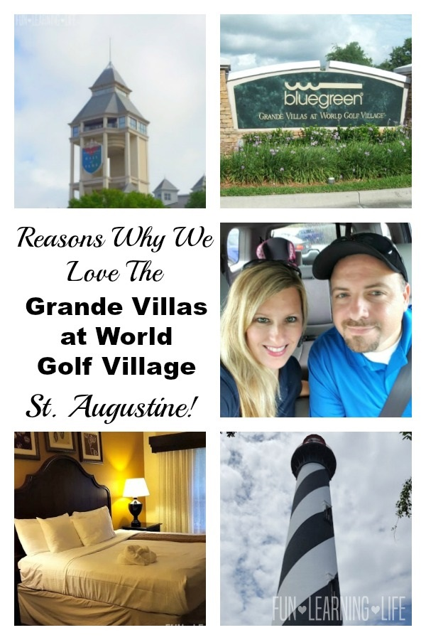 Grand Villas at World Golf Village St. Augustine
