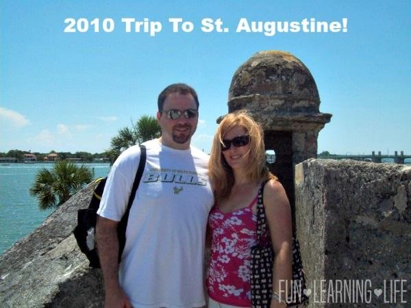 St. Augustine Trip 2010