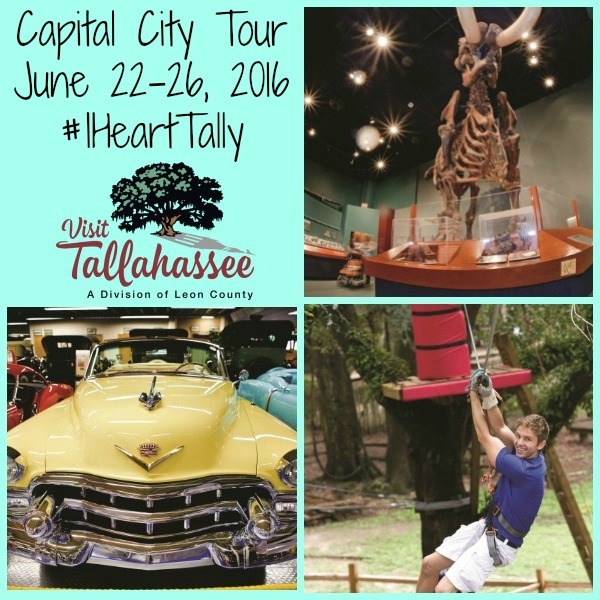 Visit Tallahassee Trip June