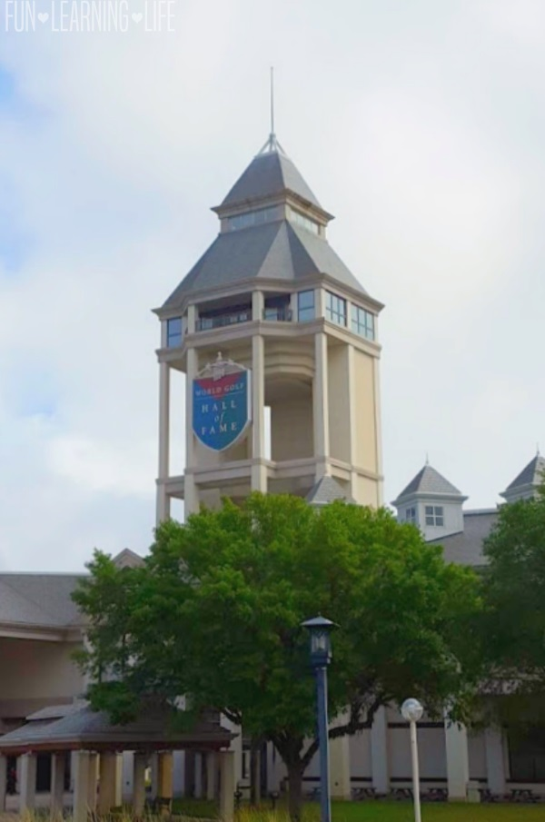 World Golf Hall of Fame Museum