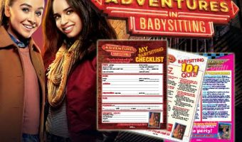 Watching Disney Adventures In Babysitting On DVD and Reasons Why My Kids Like It!