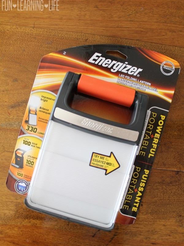 Energizer® Fusion LED Folding Lantern