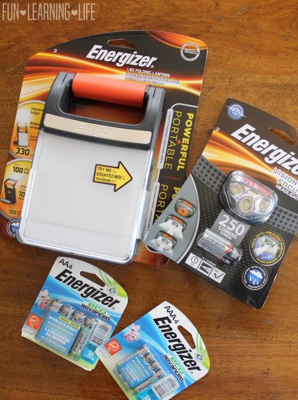 Energizer® Headlight and Lantern