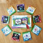 Getting Ready For School With the Leapfrog LeapStart Interactive Learning System!
