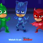 Kid's Reactions to MOM Becoming a PJ Masks Official Blogger and FREE Superhero Printables!