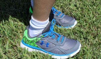Tips For Athletic Shoe Shopping With A Tween Participating In PE!