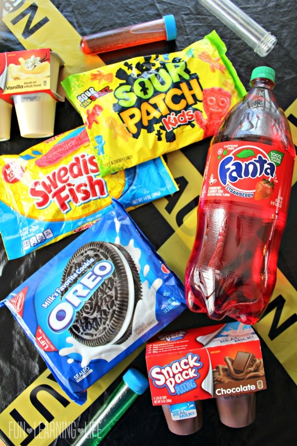 ingredients-needed-to-make-halloween-party-foods