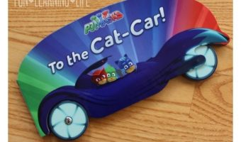Hands On PJ Masks Toys, Games, and Books for Preschoolers!