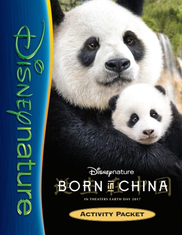 born-in-china-activity-sheets