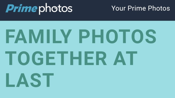 Amazon Prime Members Get New Prime Photos Benefits!