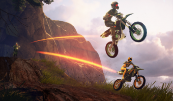 Review of Moto Racer 4! Now Available for XBOX One and PS4! {Giveaway}