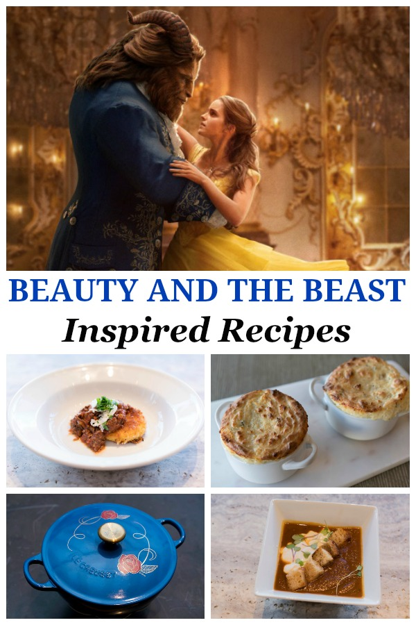 Beauty And The Beast Inspired Recipes And Limited Edition