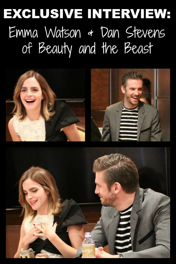 Neither Emma Watson Nor Dan Stevens Really Need An Introduction However If You Happen To Want A Refresher Both Of These Actors Rose The Spotlight