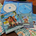 MOANA Blu-ray Combo Pack Review! Check Out The Awesome Bonus Features!