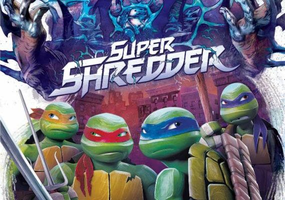 Tales of the Teenage Mutant Ninja Turtles Super Shredder DVD Out March 21st Plus Giveaway!